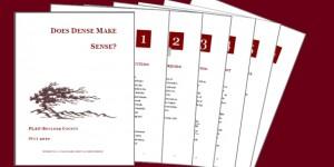 Does Dense Make Sense?  Part 6. Recommendations