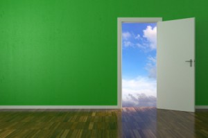 What Lies Behind the Door That 2B Opens?
