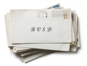 BVSD:  You've Got Mail