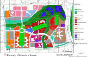 CU Seeks Comment on Master Plan
