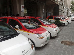 Counterintuitive: How Having Access to a Fleet of Cars Lowers Car Use