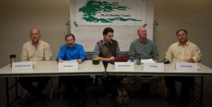 The First 2011 PLAN-Boulder Council Candidate Forum