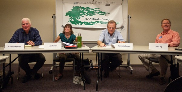 The Third (and Final) 2011 PLAN-Boulder Council Candidate Forum