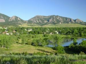 The Denver Post | Paint the town green, Boulder