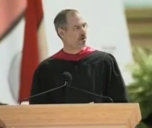 WATCH: Steve Jobs' 2005 Stanford Commencement Address