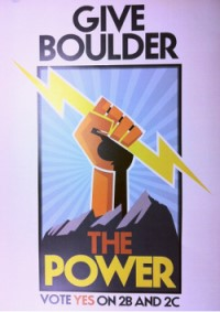 Perspectives on the 2011 Boulder Election
