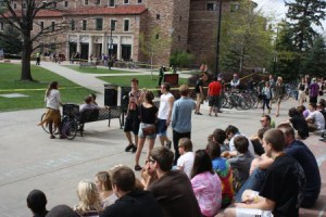 CU Cracks Down on 4/20