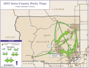 Boulder County's Proposed Transportation Master Plan