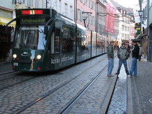 Sustainable Transportation in Freiburg