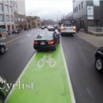 WATCH: Bike Lanes Toronto