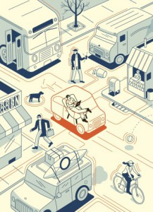 The New Yorker | Google's Driverless Car