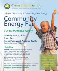 You're Invited to the Community Energy Fair!