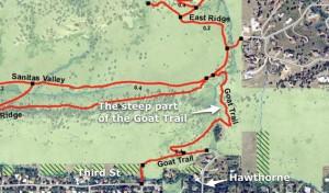Boulder Reporter:  The Great Goat Trail Debate