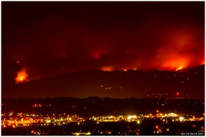 Wildfire Update from the City Manager