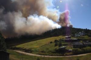 Gold Hill Website Provides Fire Updates