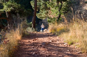 Trails on Boulder Open Space