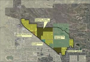 Public Hearing on Expanding Boulder's Service Area
