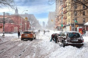 The New Yorker   Snow Story