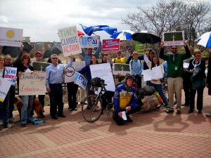 Rally to Protect the Clean Air Act!