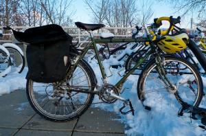 Flat Iron Bike | Being Car Free in Boulder