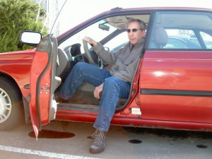 """Automobilist Wins """"Automobile Commuter of the Year"""" Award"""