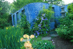 The Eccentric Artists' Gardens Exhibit and Tour is back!