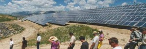 The Colorado Independent | Community owned solar array goes live in Rifle
