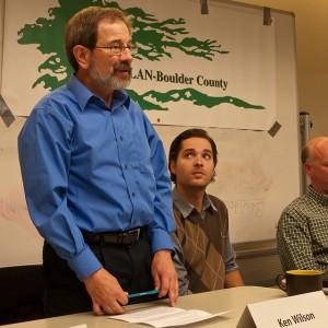 Council Candidate Ken Wilson