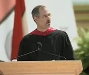 WATCH: Steve Jobs' 2005 Stanford Commencement Address