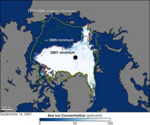 The Independent | Shock as retreat of Arctic sea ice releases deadly greenhouse gas