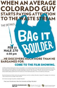 Bag It Boulder