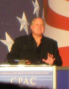 Rush Limbaugh to Speak at Conference on World Affairs