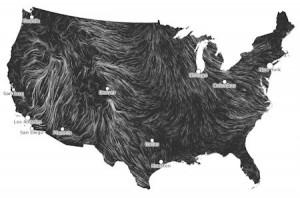 WATCH: Wind Map