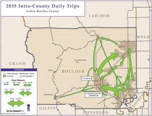 Boulder County's Proposed Transportation Master Plan