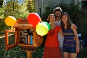 Fun Events to Celebrate NoBo Little Libraries