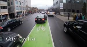 WATCH: Bike Lanes Toronto