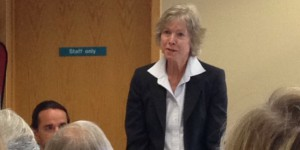 Cindy Carlisle, city's growth issues motivate her to return to council chambers