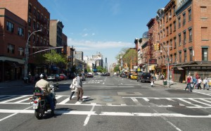 Better! Cities & Towns Online   A city street is a terrible thing to waste