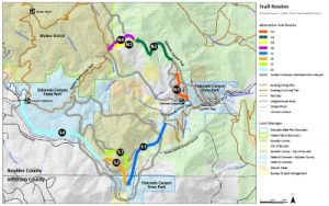 Next Steps for Developing a Trail from Eldorado Canyon State Park to Walker Ranch